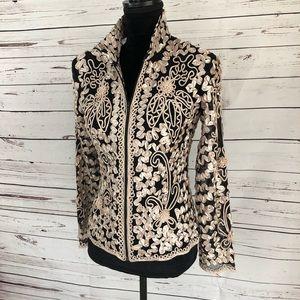 Damee Formalwear Soutache Jacket size S